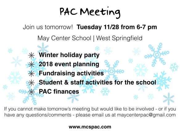 PAC meeting flyer Jan 2017.001